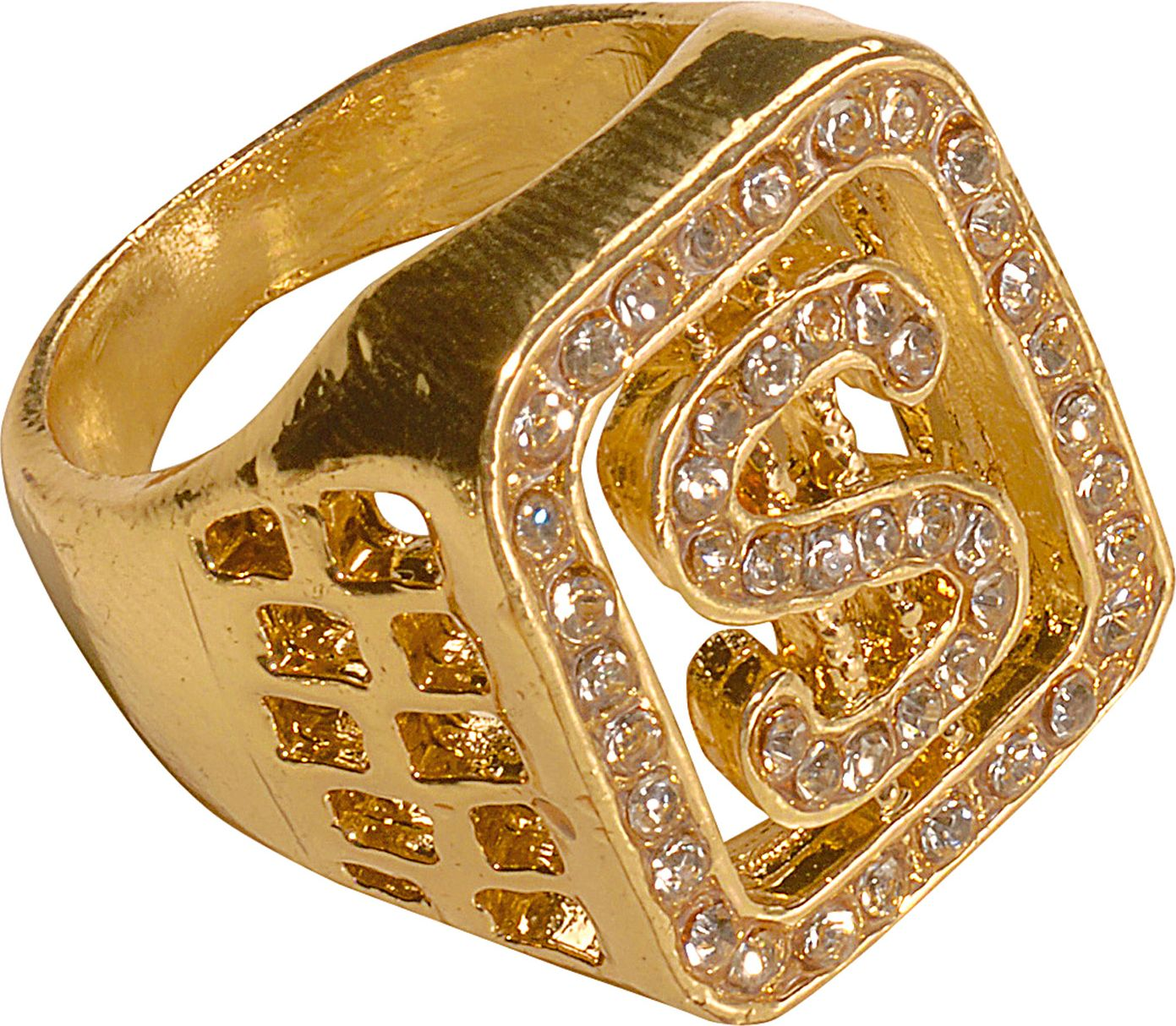 Diamanten dollar Ring