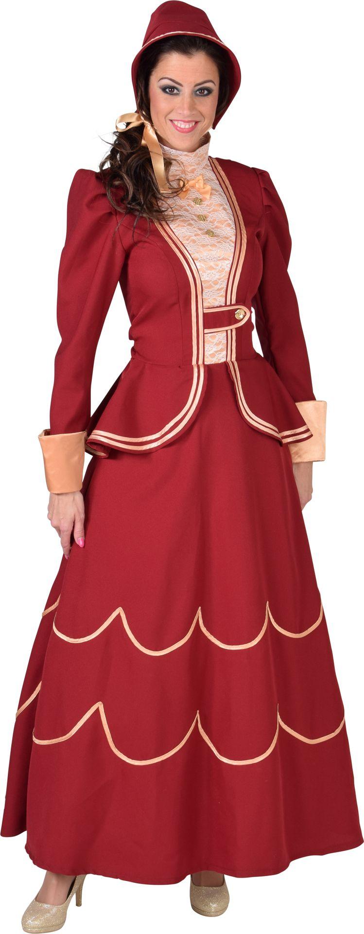 Dickens dames jurk