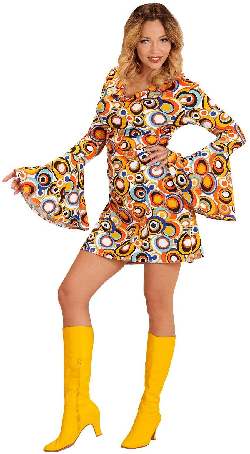 Disco 70s jurk
