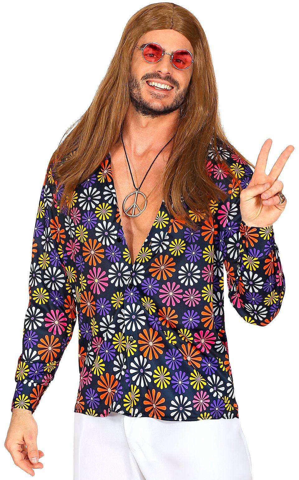 Disco hippie blouse