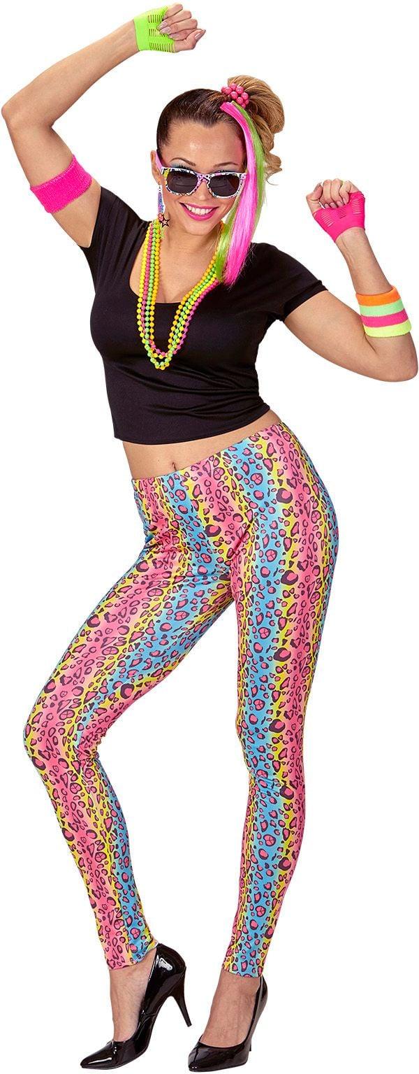 Onwijs Disco kleding jaren 80   Carnavalskleding.nl JJ-15