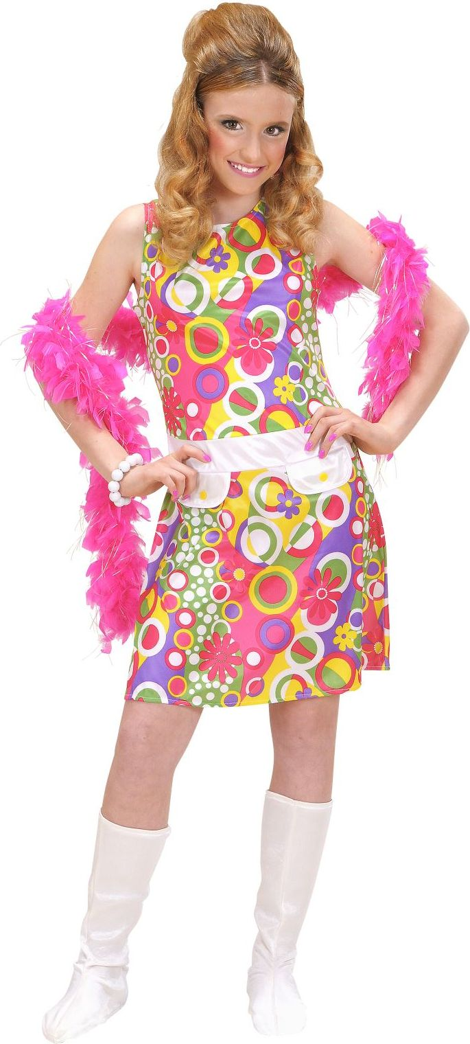 Disco outfit vrouw
