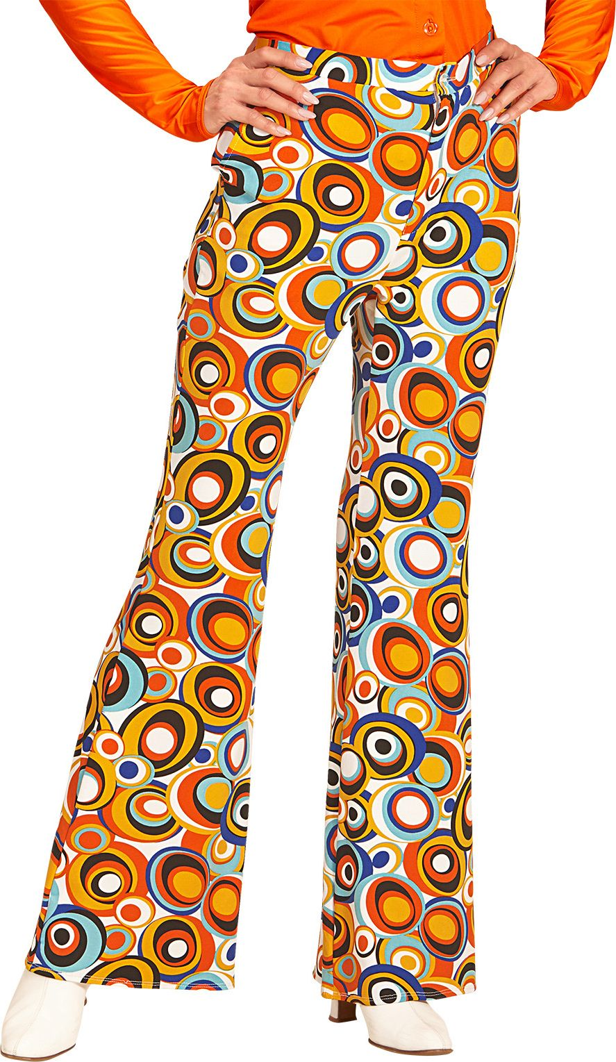 Disco seventies broek dames