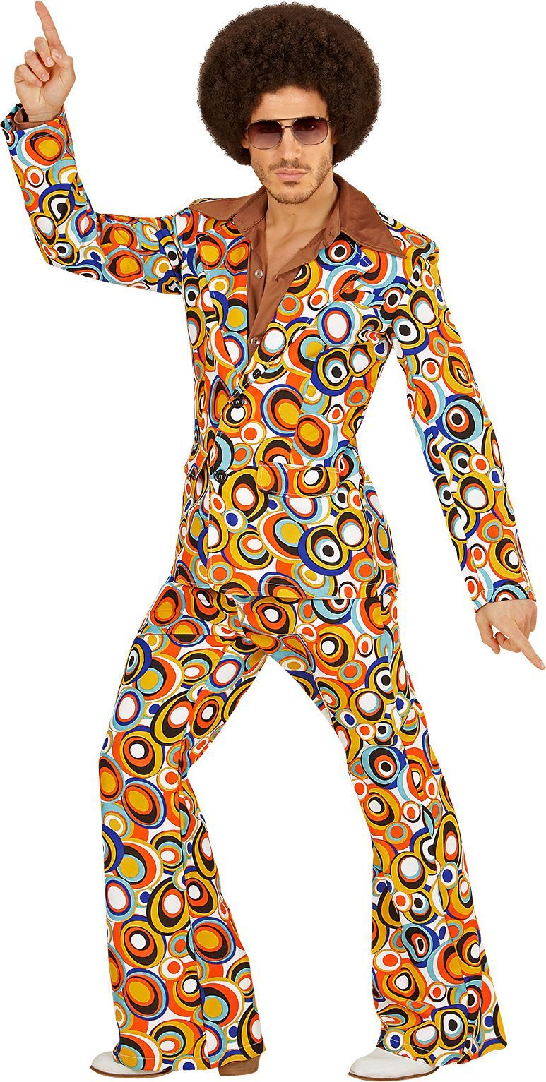Disco seventies outfit