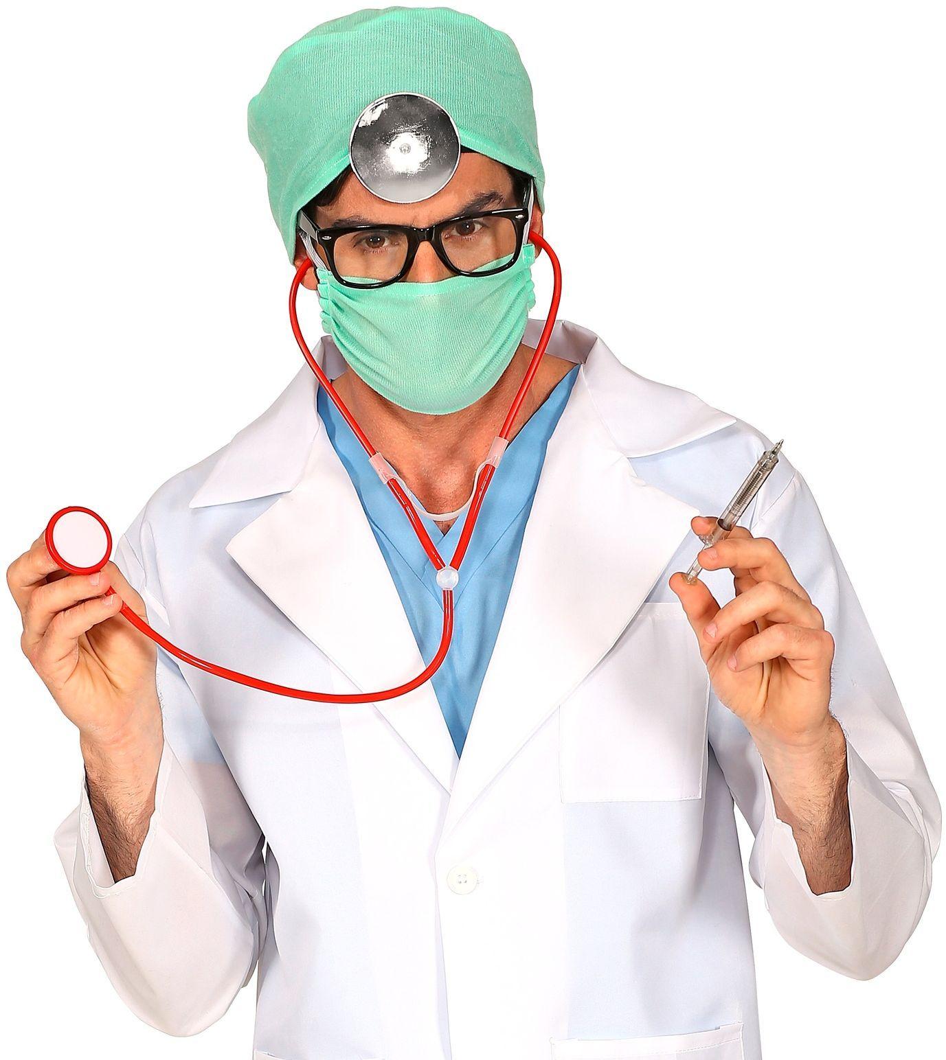 Dokter accessoires setje