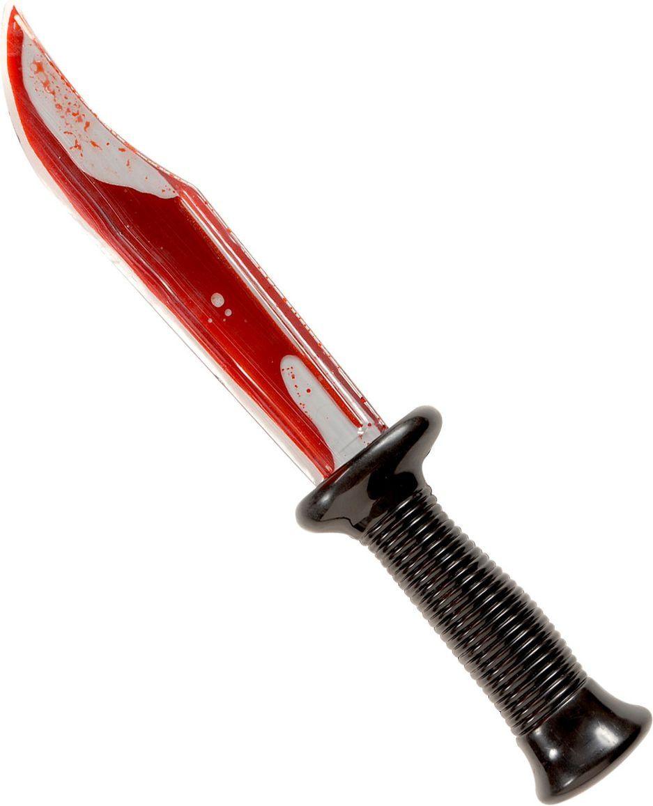 Dolk met bloed