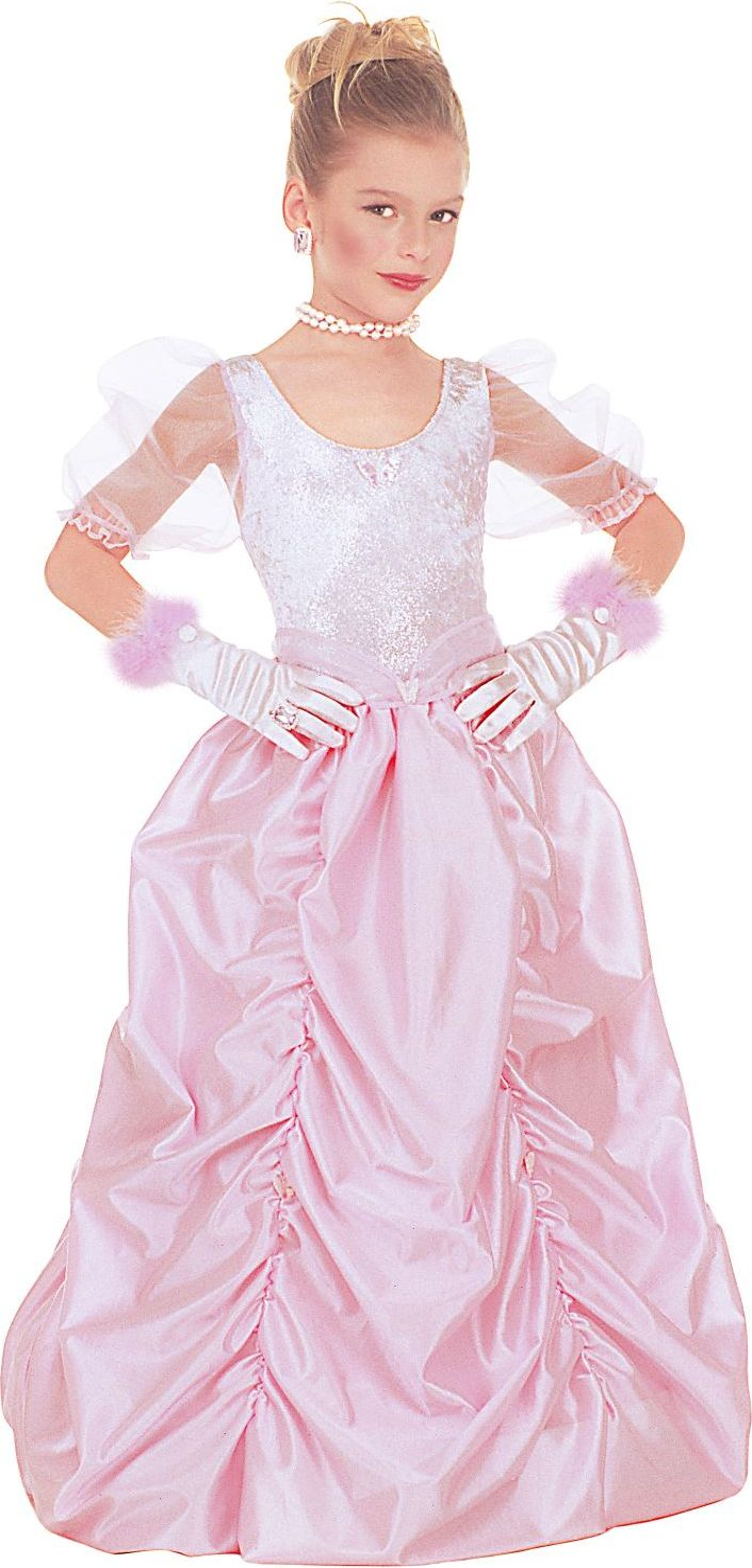 Doornroosje jurk kind