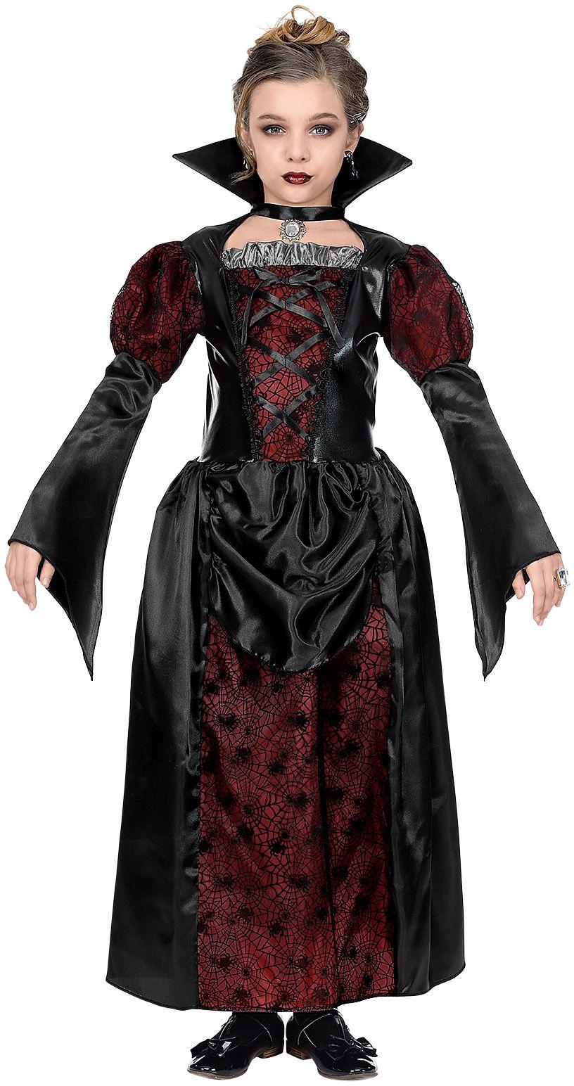 Dracula kostuum meisjes