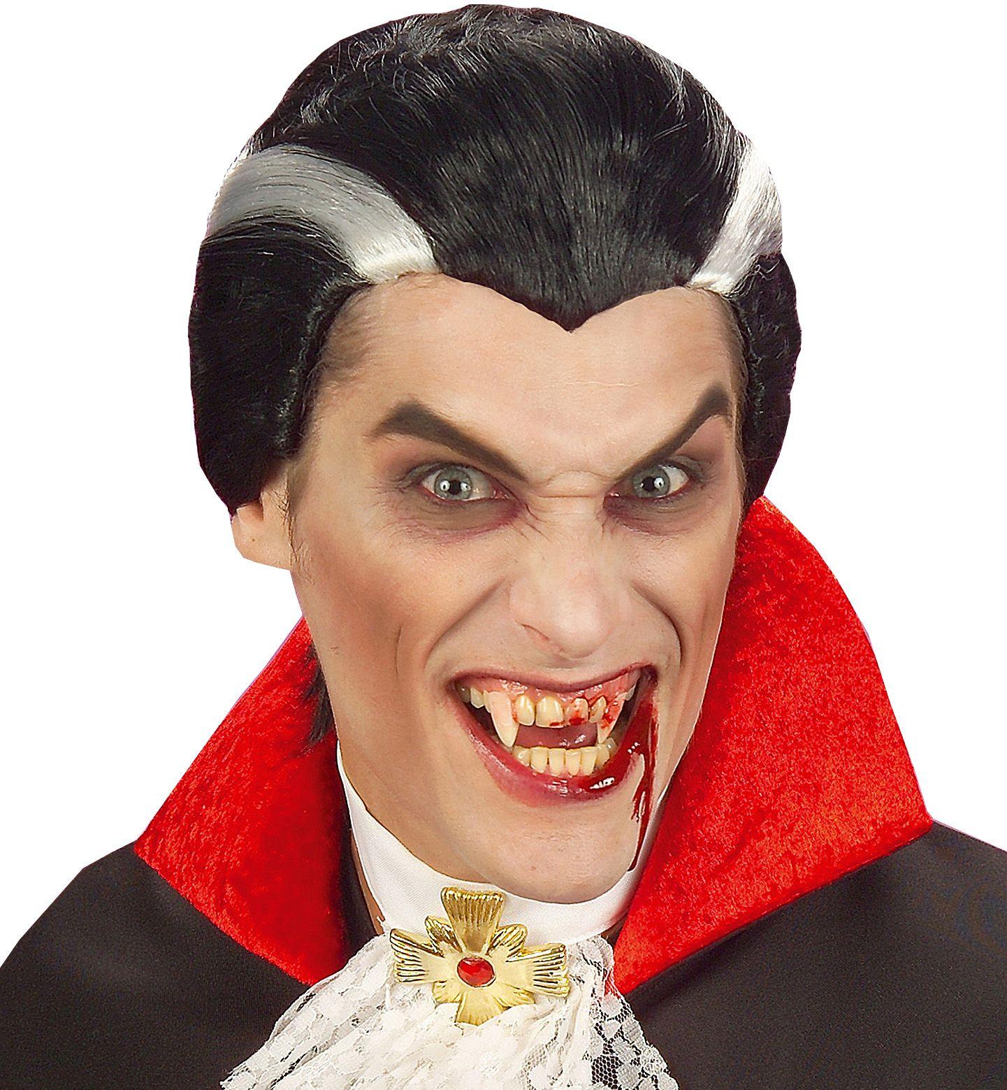 Dracula schmink met accessoires
