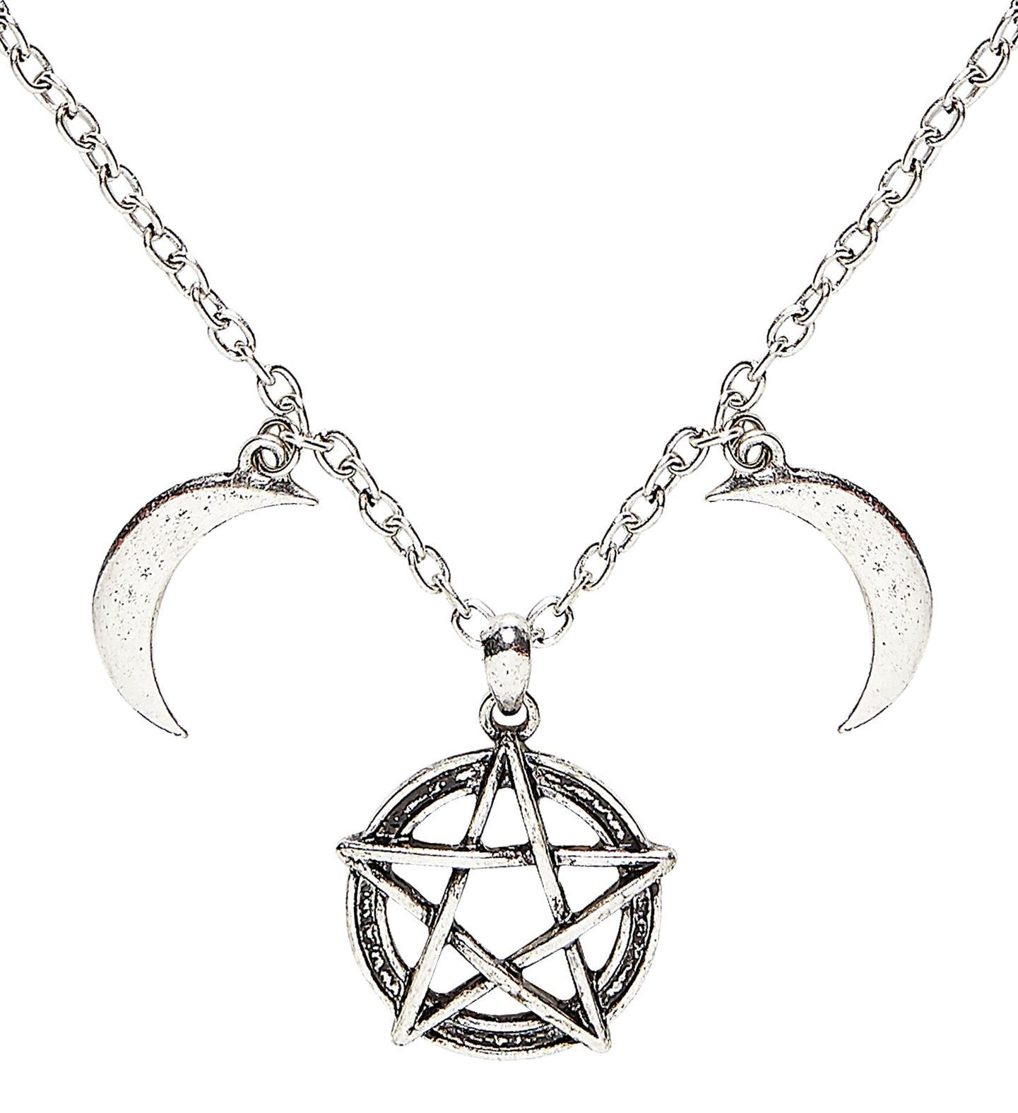 Duistere duivel ketting
