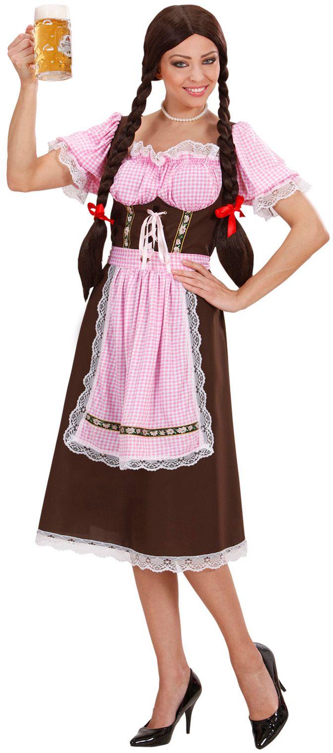 Duits biermeisje kostuum