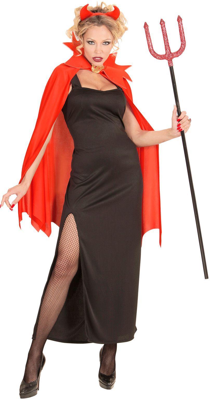 Duivel kleding vrouw