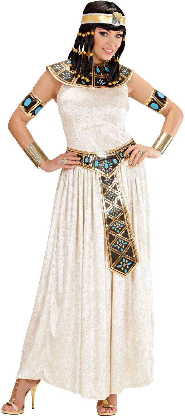 Egyptische keizerin kostuum