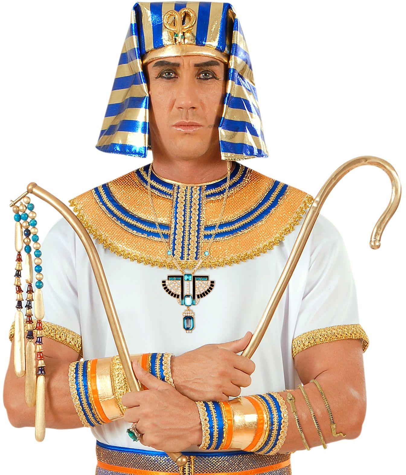 Egyptische slangen armband