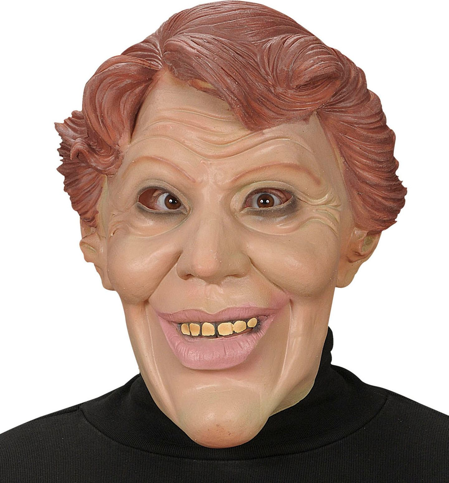 Elizabeth karikatuur masker