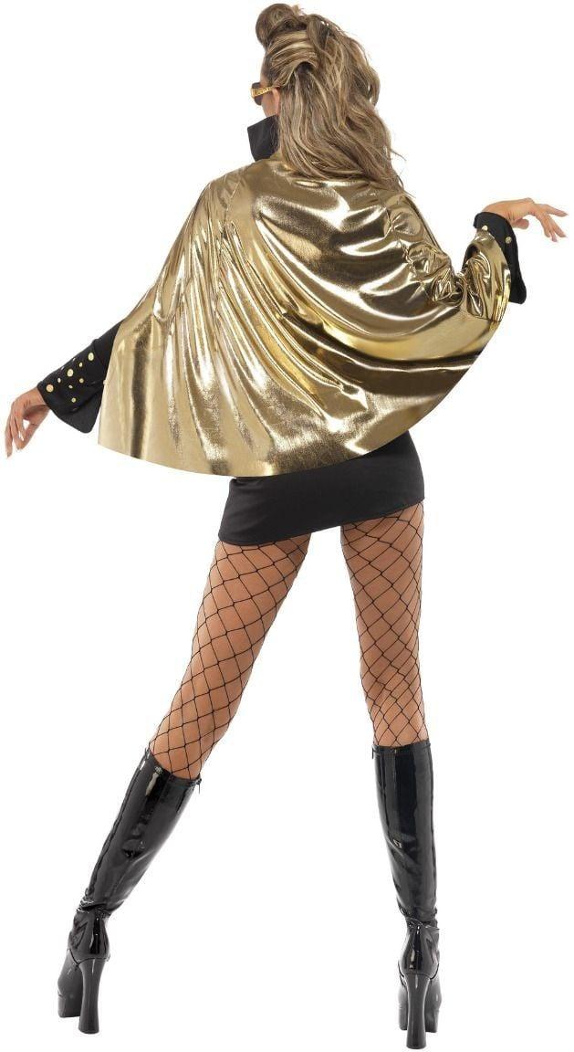 Elvis Las Vegas dames kostuum zwart