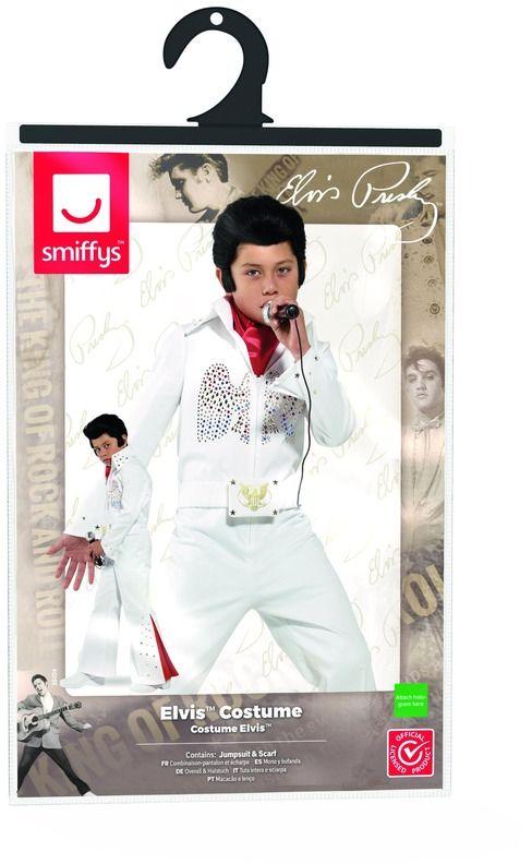 Elvis Presley kostuum kind