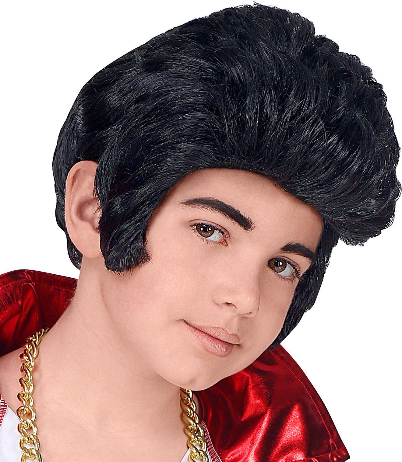 Elvis Presley Rock and Roll pruik