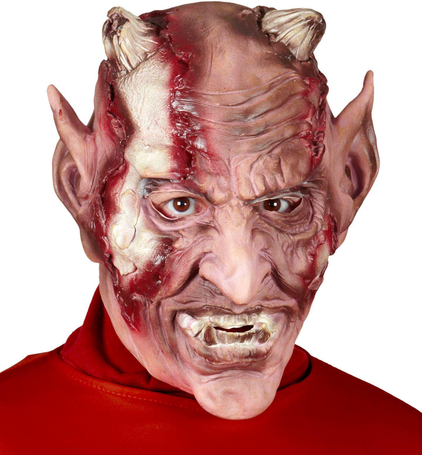 Eng duivel masker