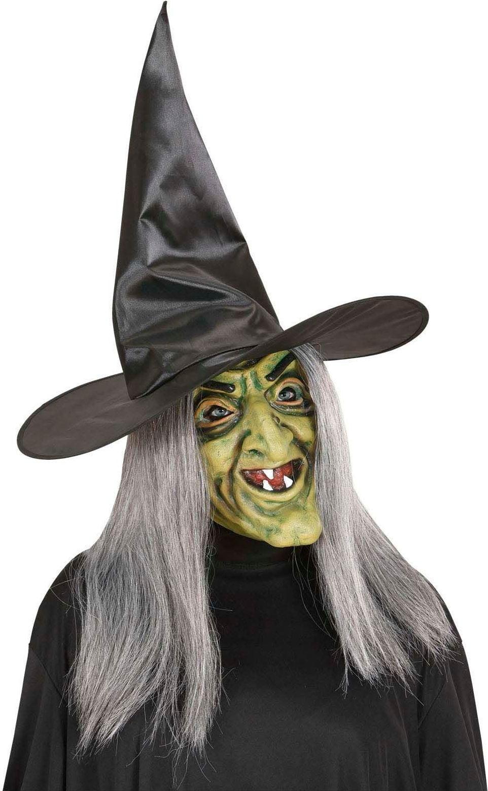 Eng heksen masker