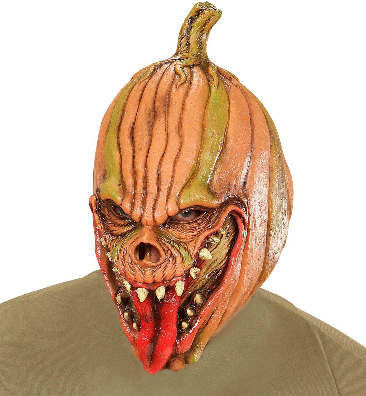 Eng pompoen masker