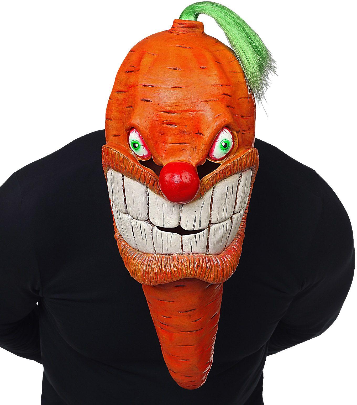 Eng wortel masker