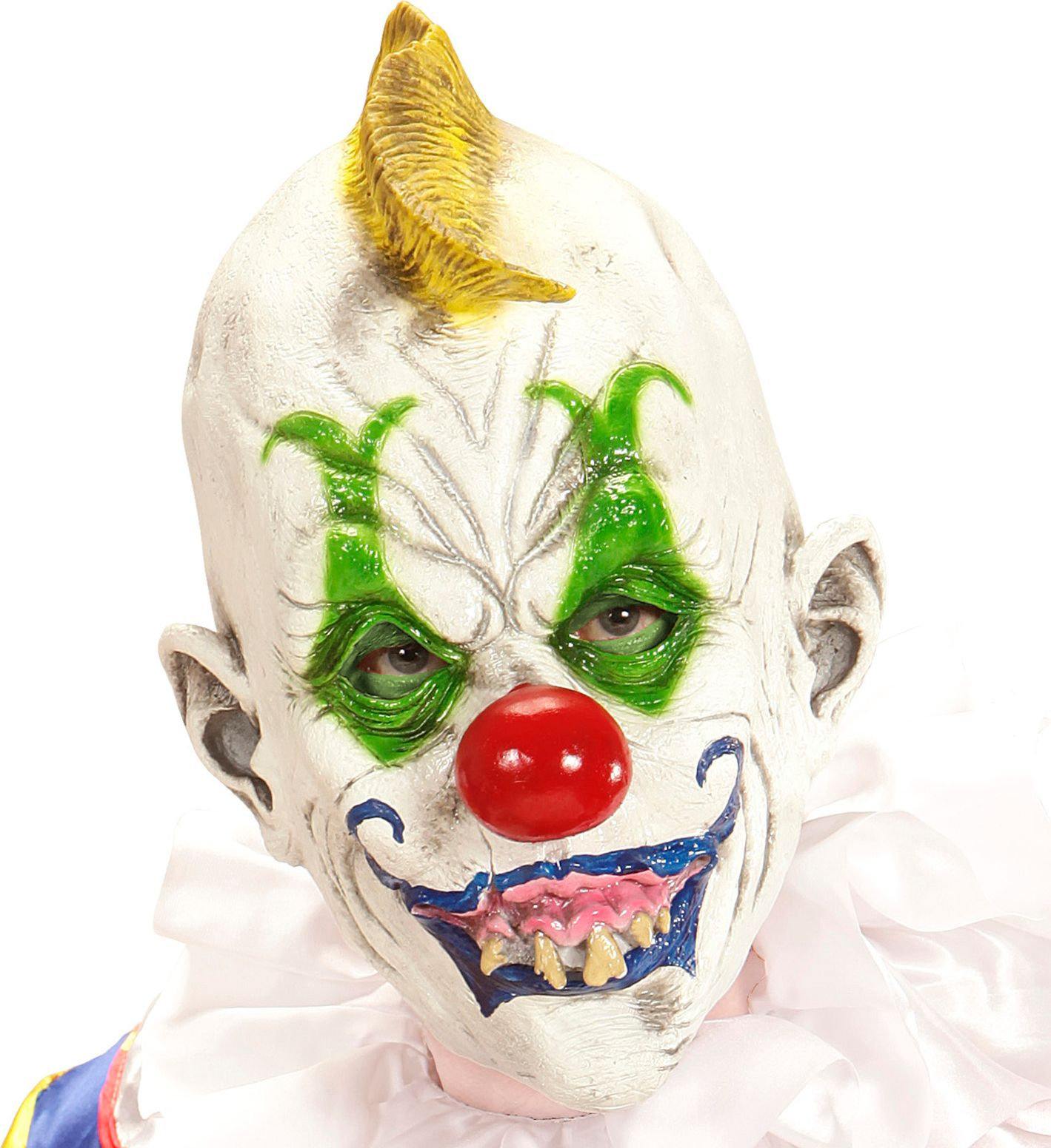 Enge gestoorde killer clown masker