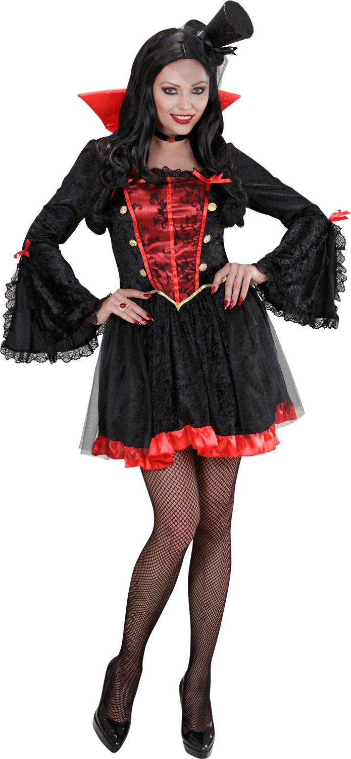 Enge Vampier jurk dames