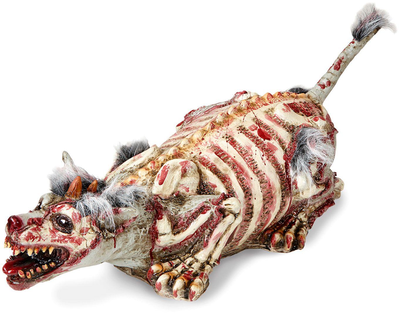 Enge zombie hond
