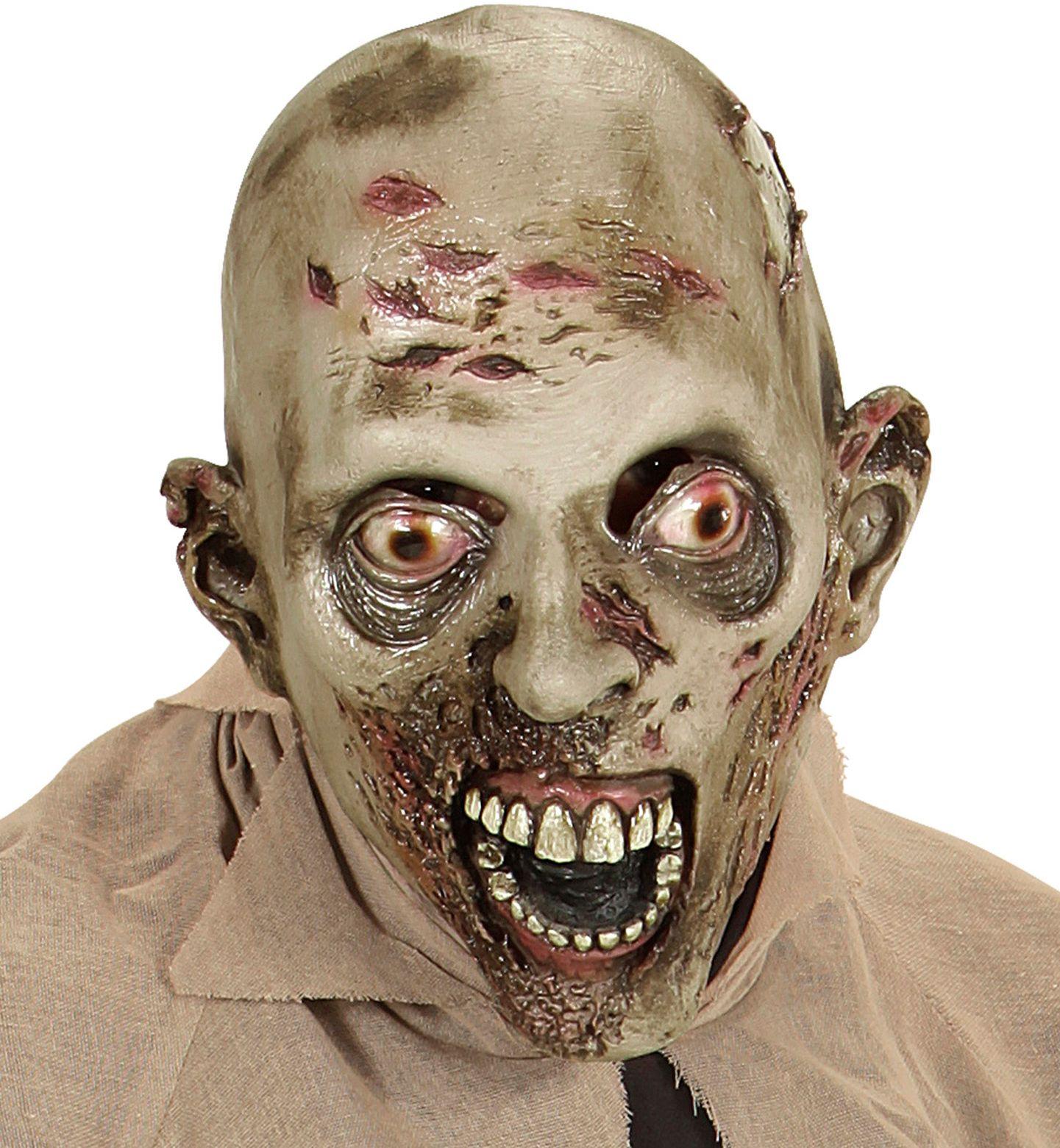 Enge zombie masker