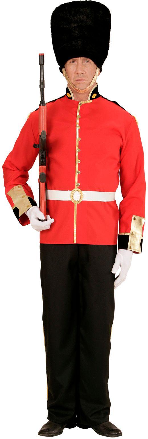 Engelse Royal Guard kostuum
