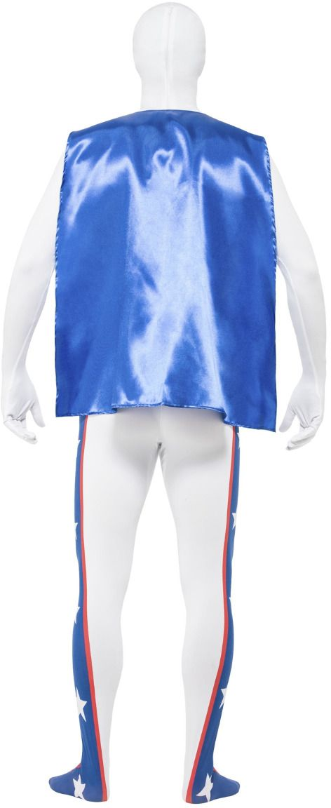 Evel Knievel morphsuit