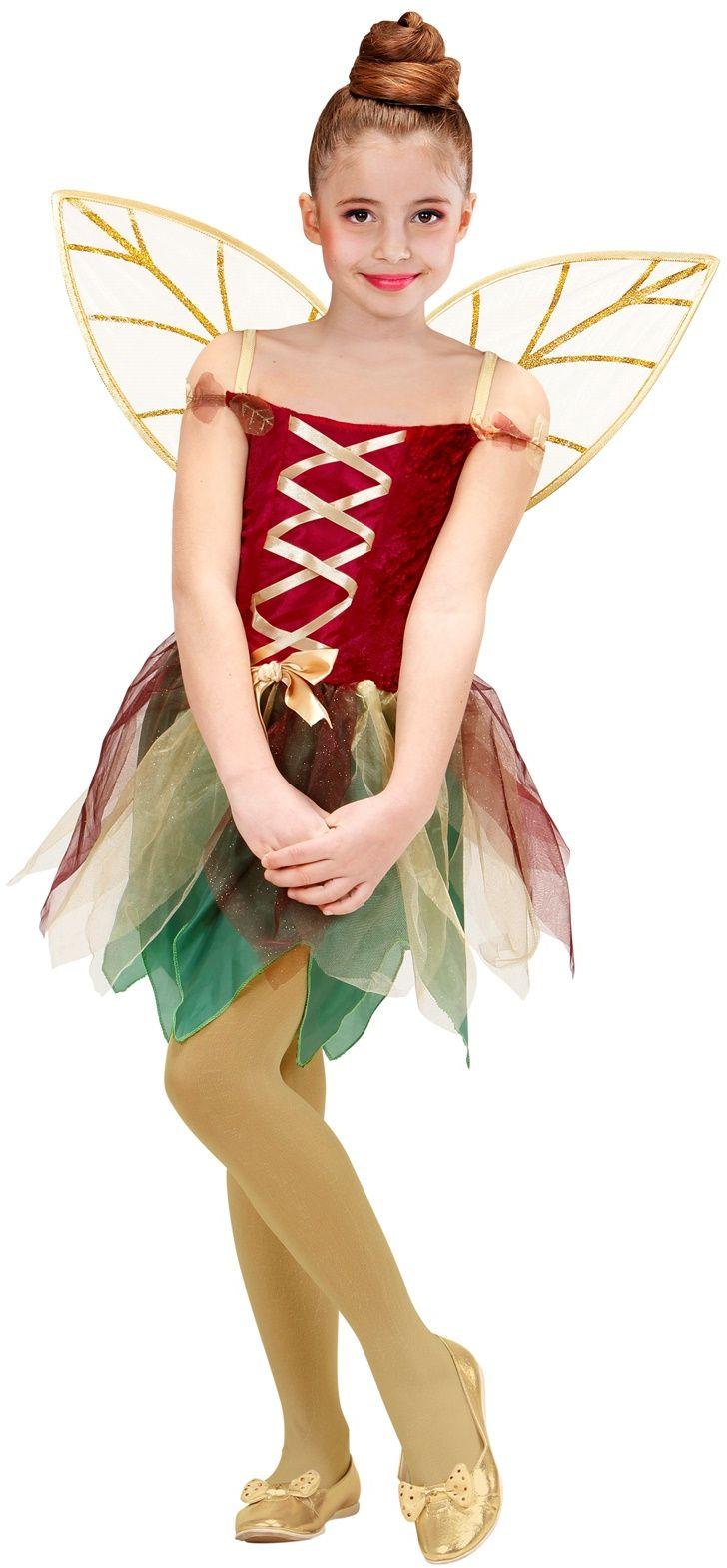 Fantasie Fee Kinderen Kostuum
