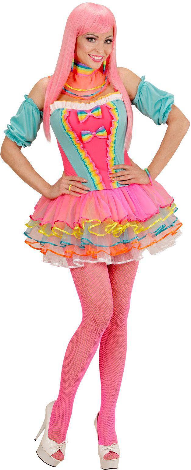 Fantasy girl kostuum