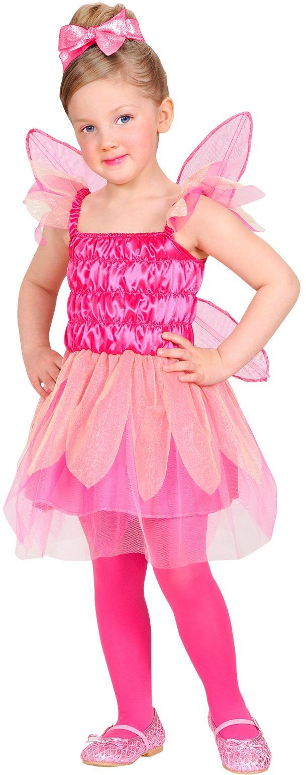 Feeen jurkje meisjes roze
