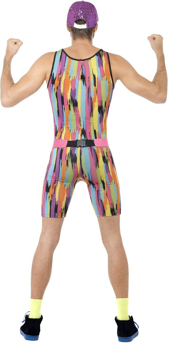Fitness instructeur outfit man