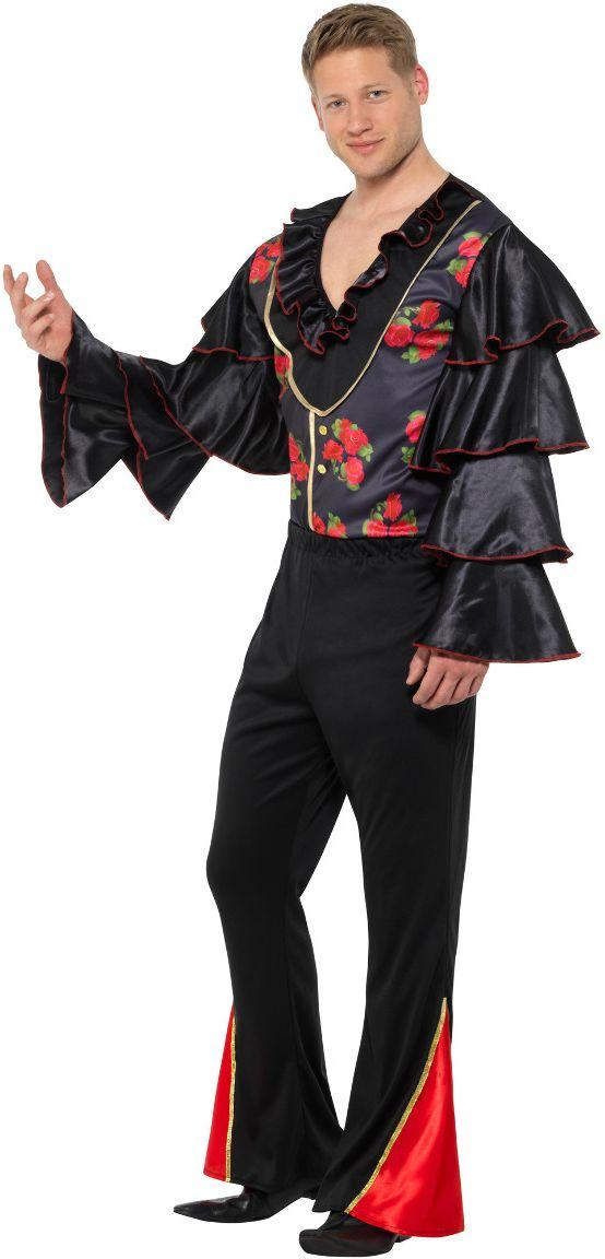 Flamenco senor outfit
