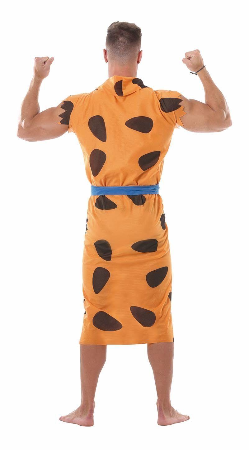 Flinstones holbewoner kostuum