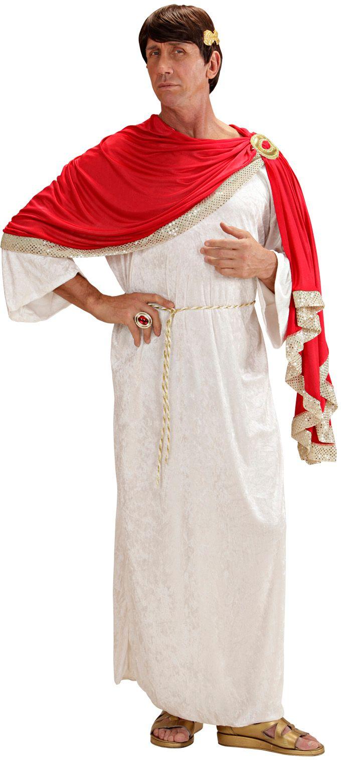 Fluweel Keizerlijk Kostuum
