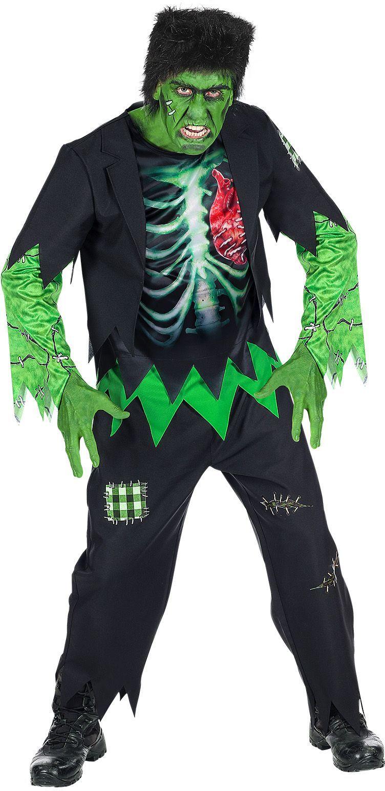 Frankenstein monster outfit heren