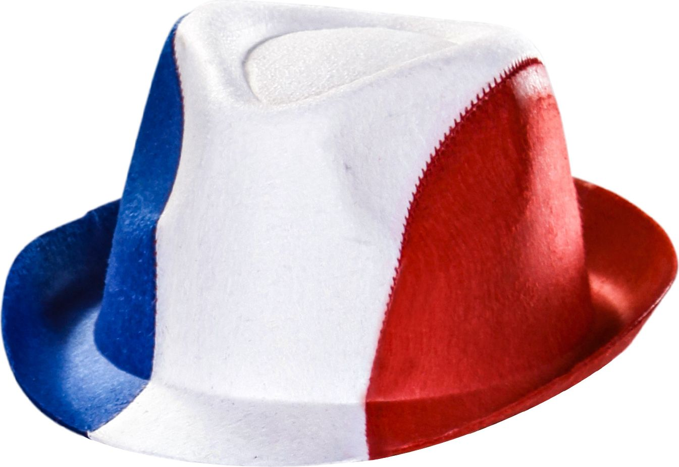 Franse supporters fedora