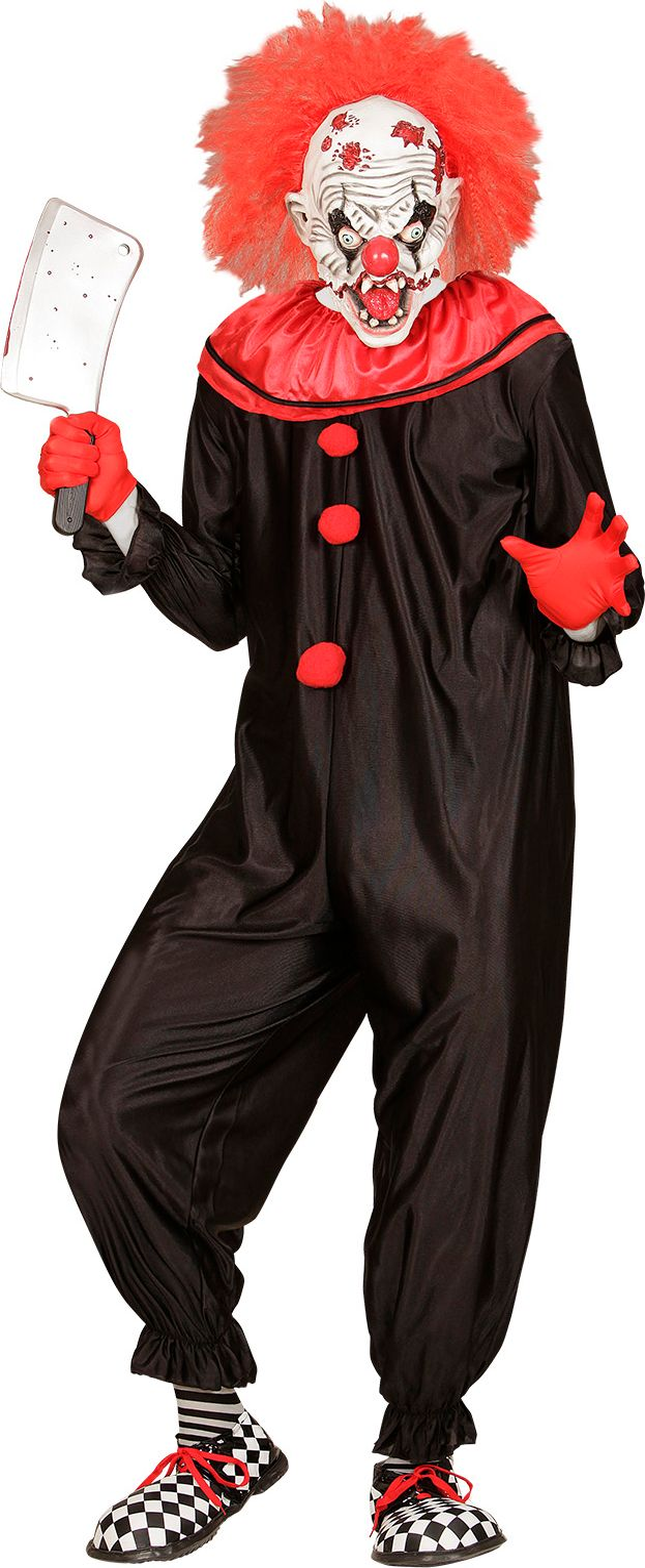 Franse Terror Clown