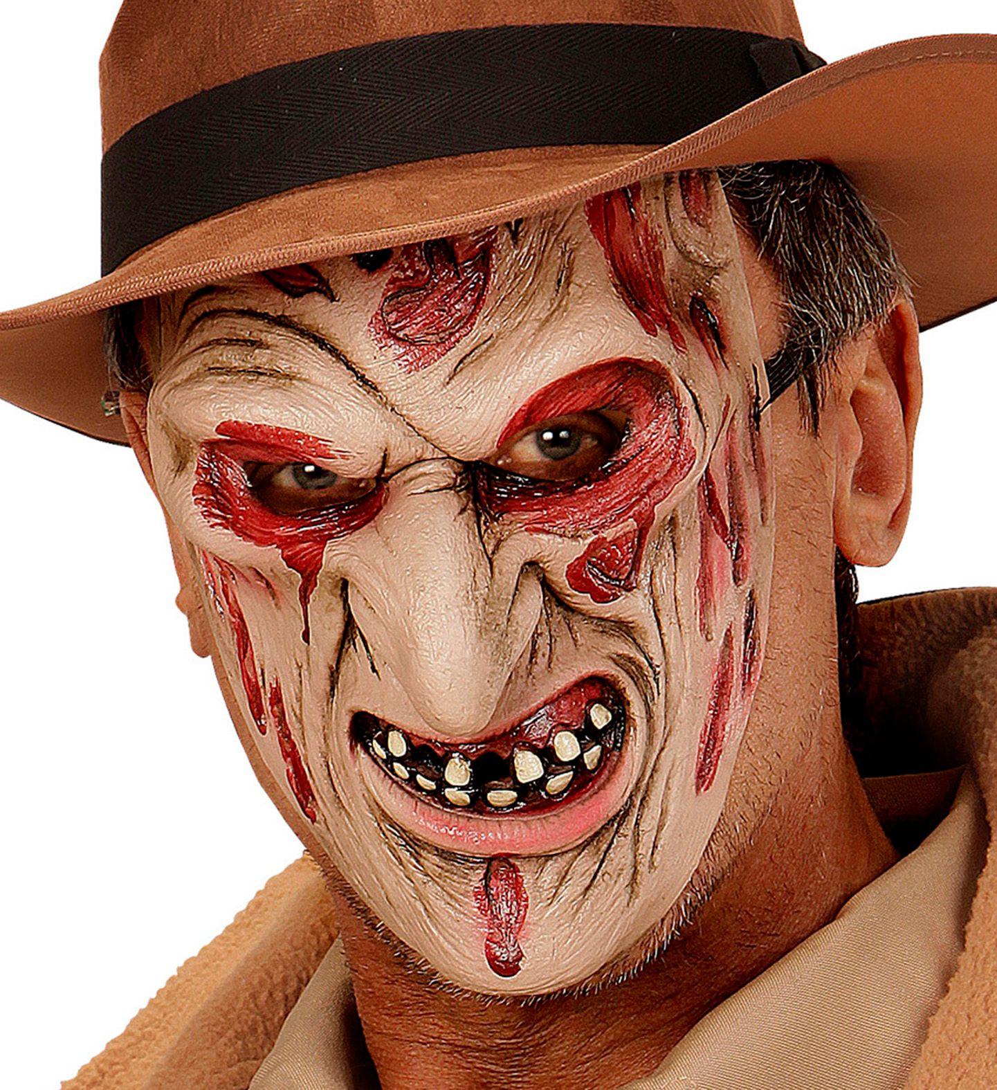 Freddy Krueger masker kind