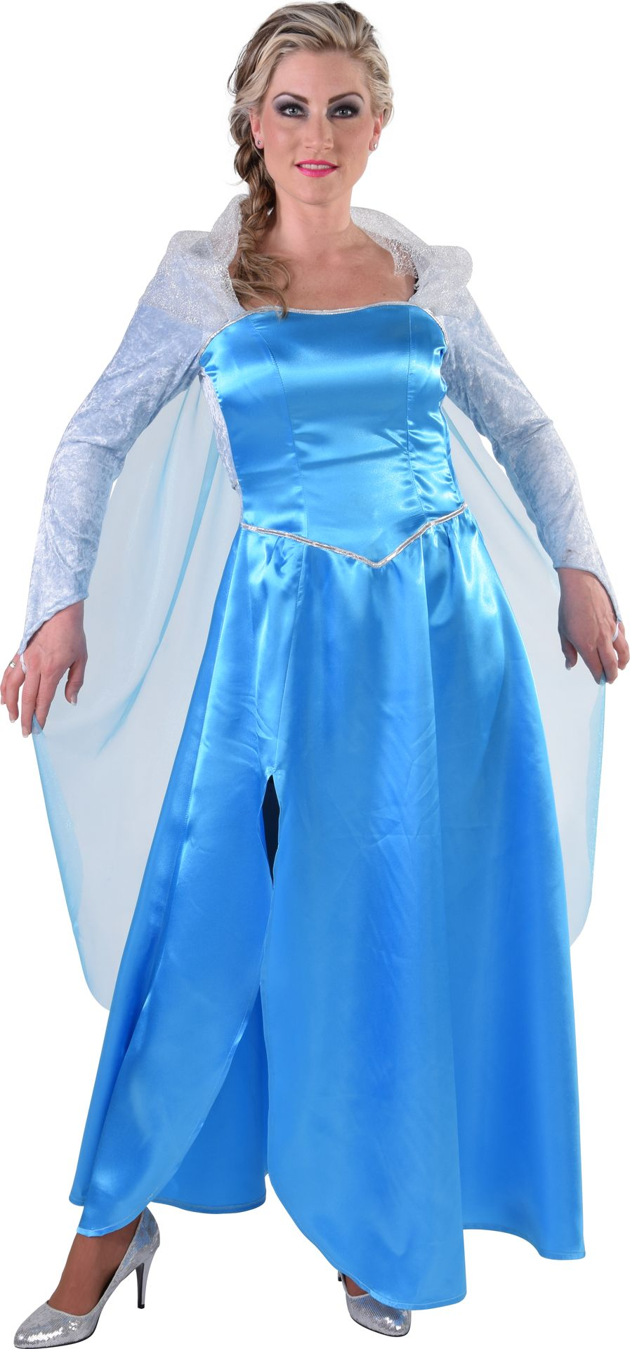 Frozen Elsa jurk dames