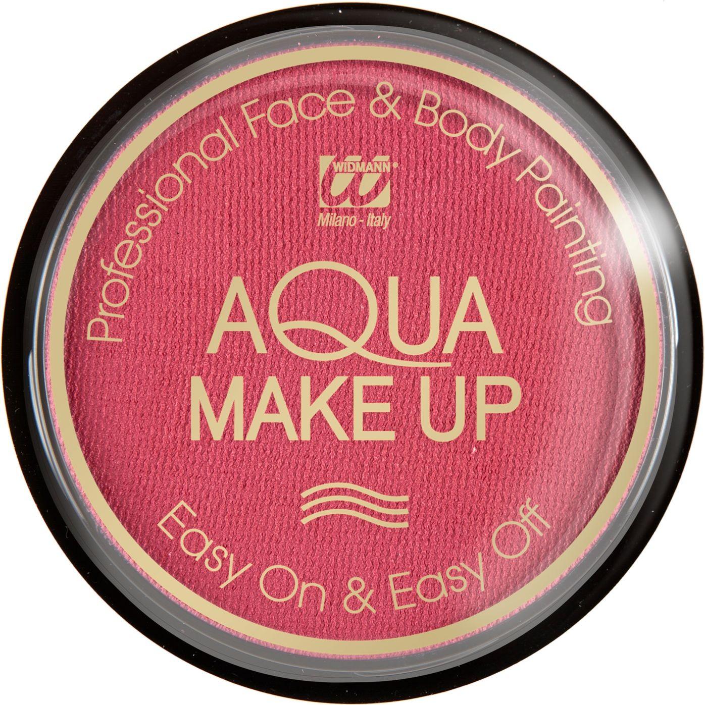 Fuchsia roze make-up waterbasis