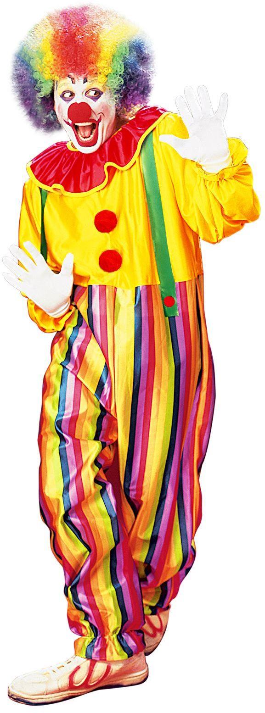 Funny Clown kostuum