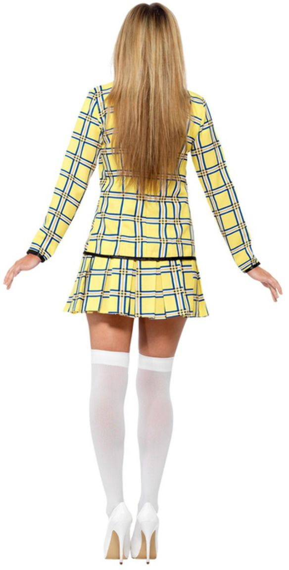 Geel Cher outfit Clueless