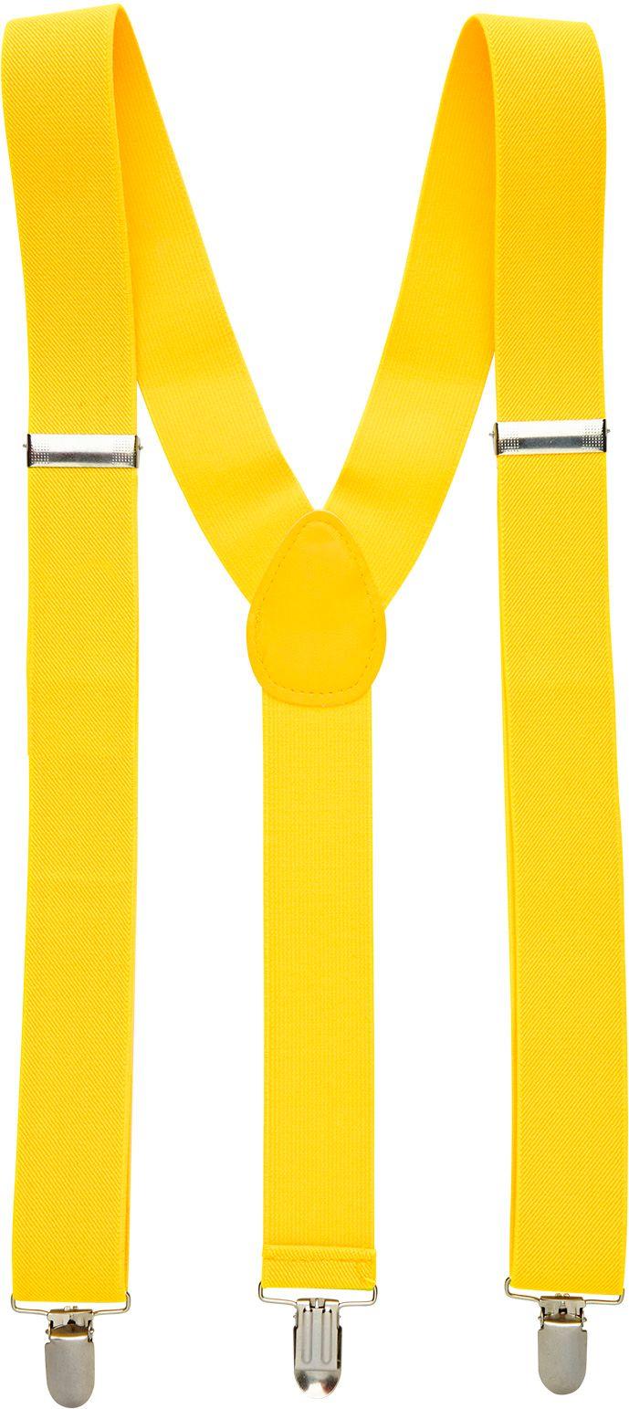 Gele bretels