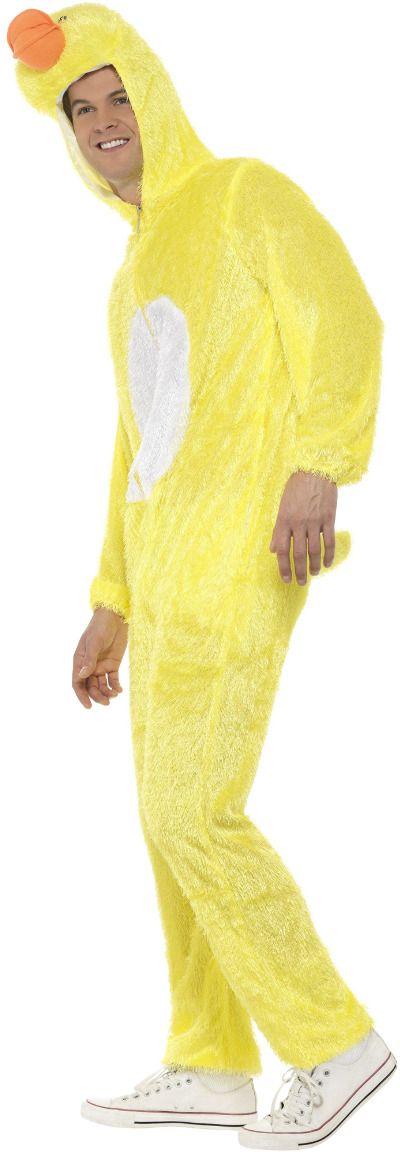 Gele eenden onesie
