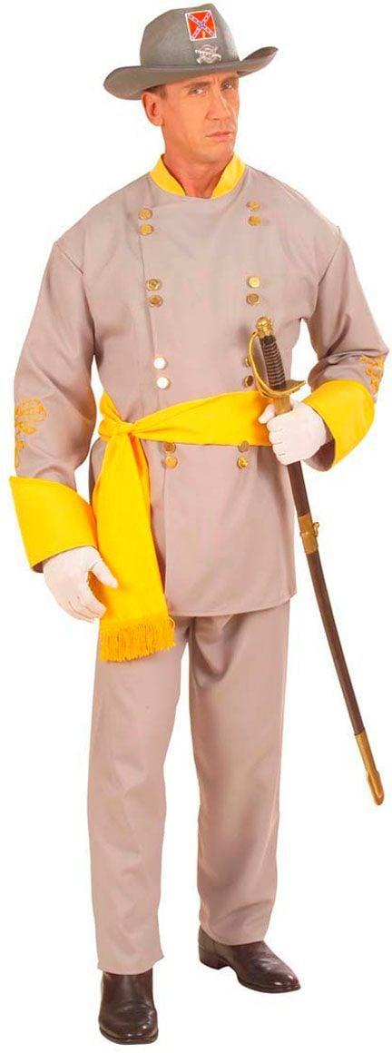 Generaal confederatie kostuum